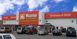 Milton Home Hardware Building Centre Today