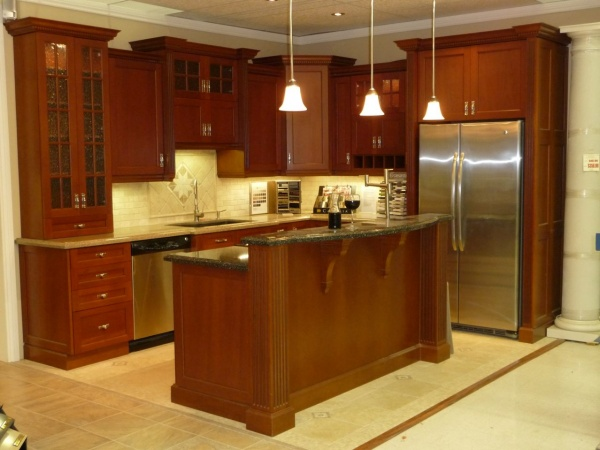 Kitchen bathroom design centre milton home hardware for Kitchen models pictures